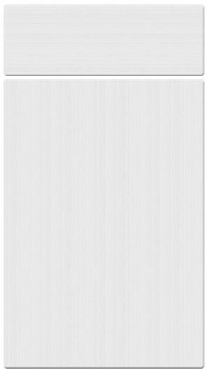 Legno White Ash kitchen door finish