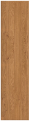 Pippy Oak finish of bedroom doors