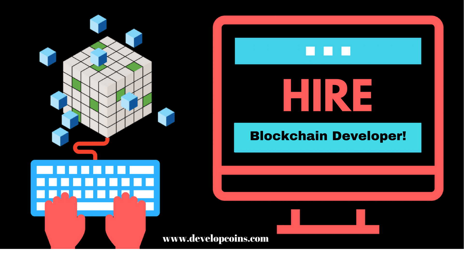 Hire the trusted full stack blockchain developers