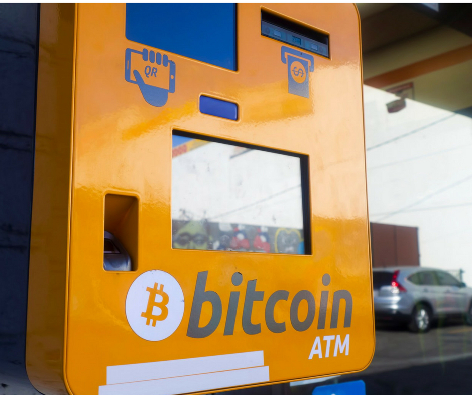 The Future of Cryptocurrency ATM's has Arrived