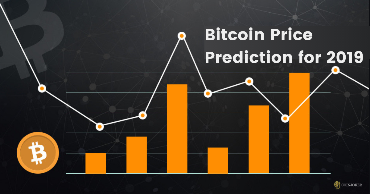 Bitcoin, Cryptocurrency Price Prediction for 2019 | How much will it be?