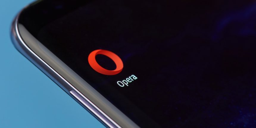Opera Will Soon Add Tron Support to Its In-Browser Crypto Wallet