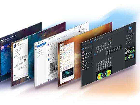 Kit d'interface de discussion pour Sketch