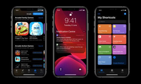 Une collection gratuite de composants GUI iOS13