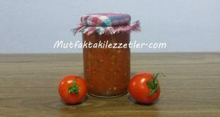 kahvaltılık domates sosu