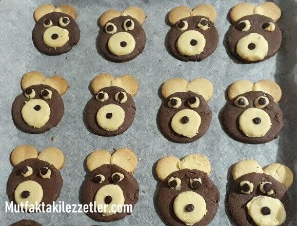 Ayıcıklı kurabiye tarifi