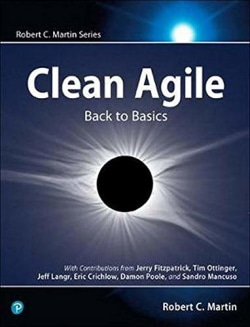 Cover of Clean Agile