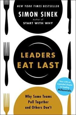 Cover of Leaders Eat Last