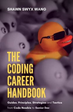 Cover of The Coding Career Handbook