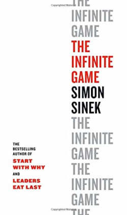 Cover of The Infinite Game