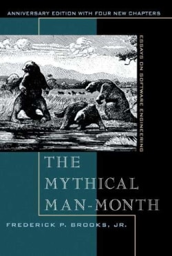 Cover of The Mythical Man-Month