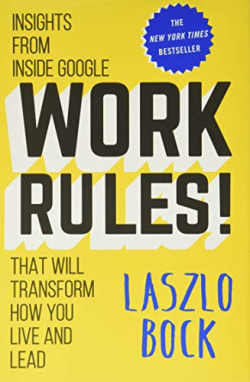 Cover of Work Rules!
