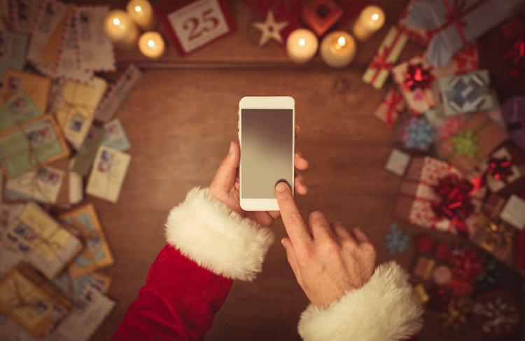 Handy Weihnachten 2016