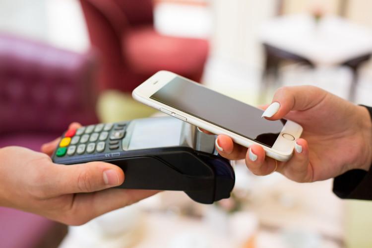 Mobile Kreditkarte
