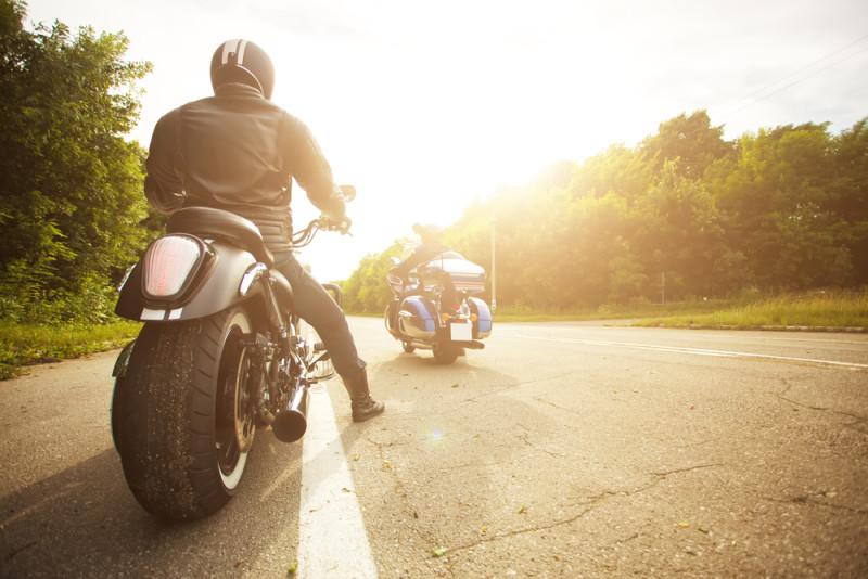 Motorradversicherung: Haftpflicht vergleichen und sparen