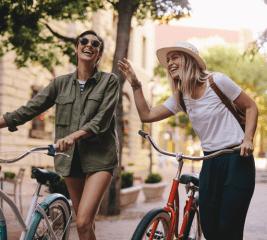Fahrrad und E-Bike: In wenigen Schritten die richtige Versicherung finden