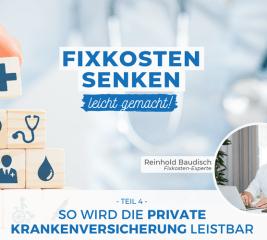 Private Krankenversicherung: leistbar zusatzversichern