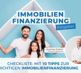 Checkliste: 10 Tipps für Ihre Immobilienfinanzierung