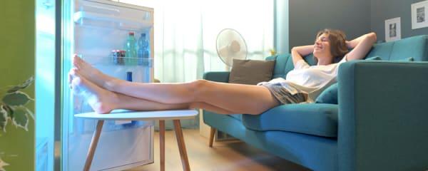 Wohnung kühlen ohne Klimaanlage: Tipps für heiße Sommertage!