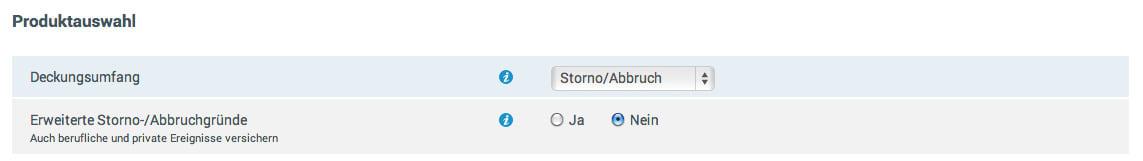 Storno+Abbruch