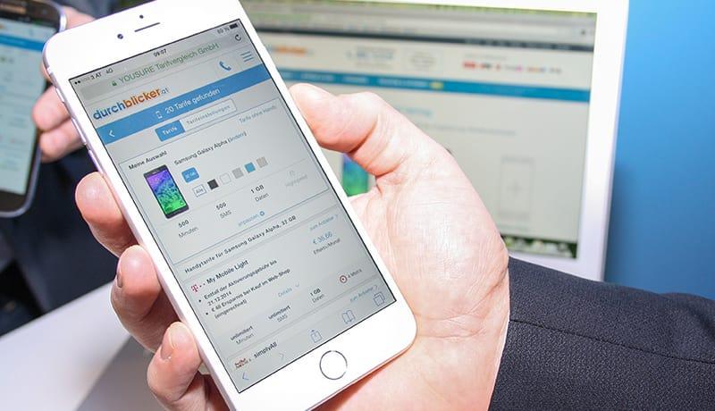 Mobilfunkmarkt in Bewegung