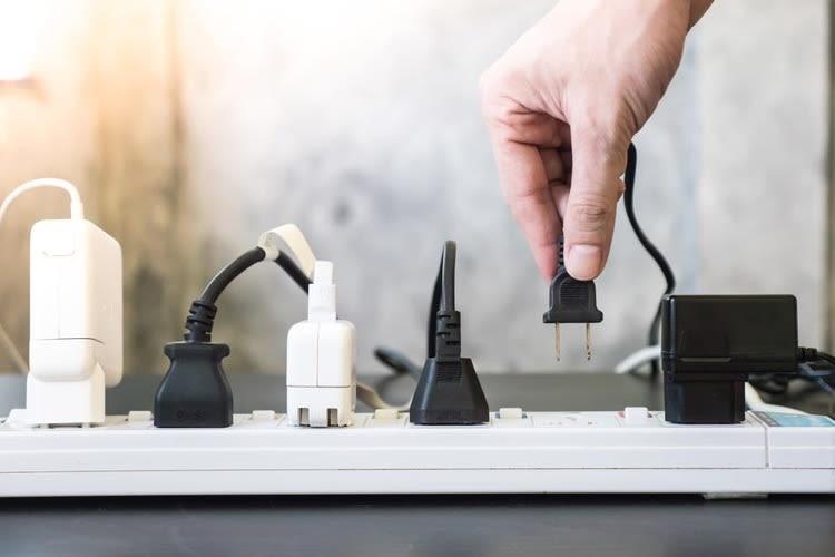 Stromfresser finden im Haushalt