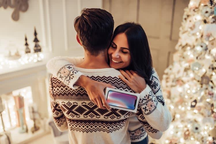 Handy-Weihnachten