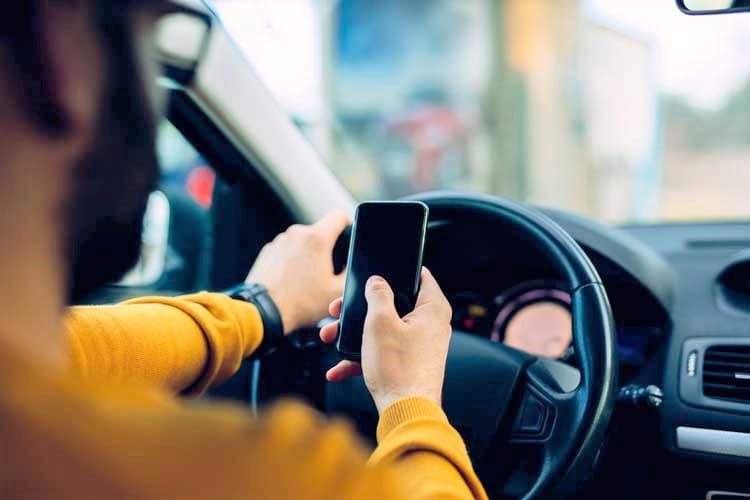 Digitaler Führerschein am Handy