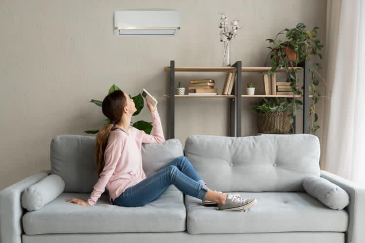 Klimaanlage: mobil & Split