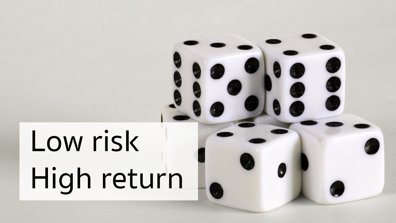 ดันโด Low risk High return
