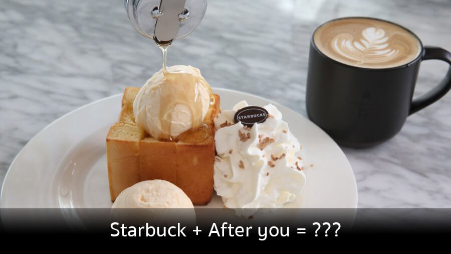 Starbuck + After you