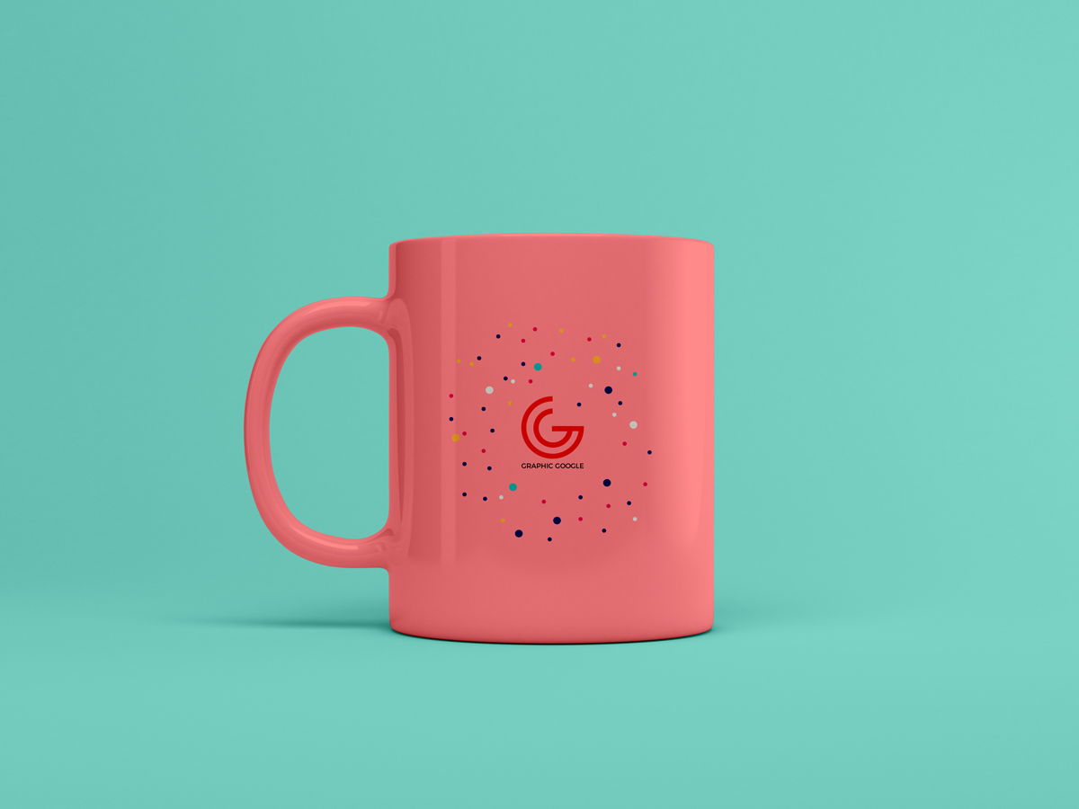 Free Elegant Brand Mug Mockup