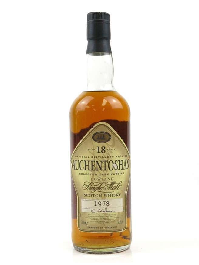 Auchentoshan 1978 18 Year Old