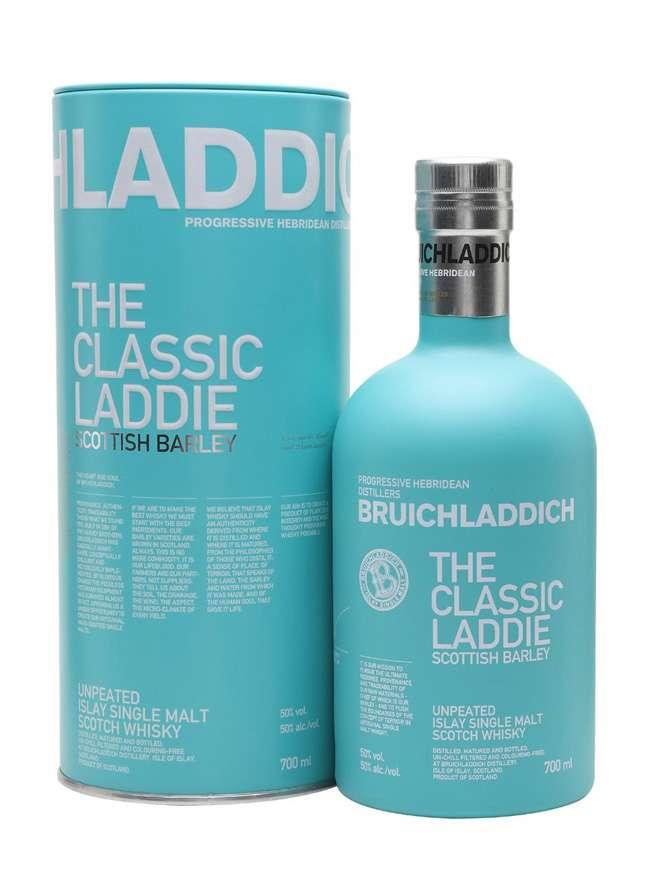 Bruichladdich Laddie Classic Scottish Barley