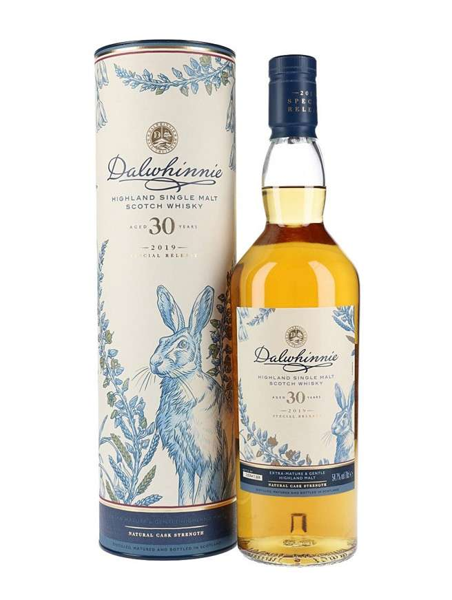 Dalwhinnie 30 Year Old Special Rel. 2019