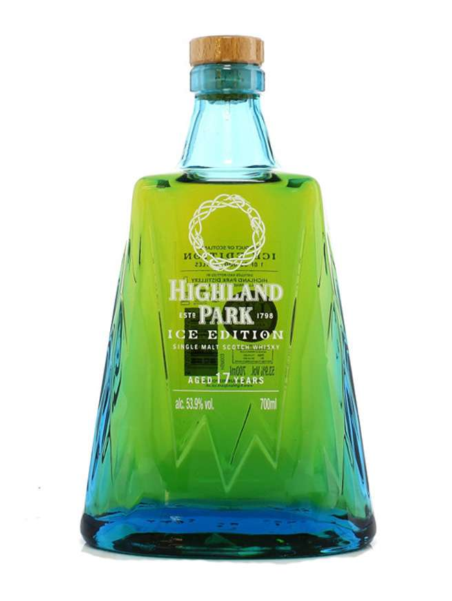 Highland Park Ice 17 Year Old