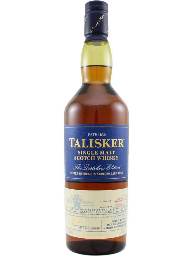 Talisker Destillers Edition