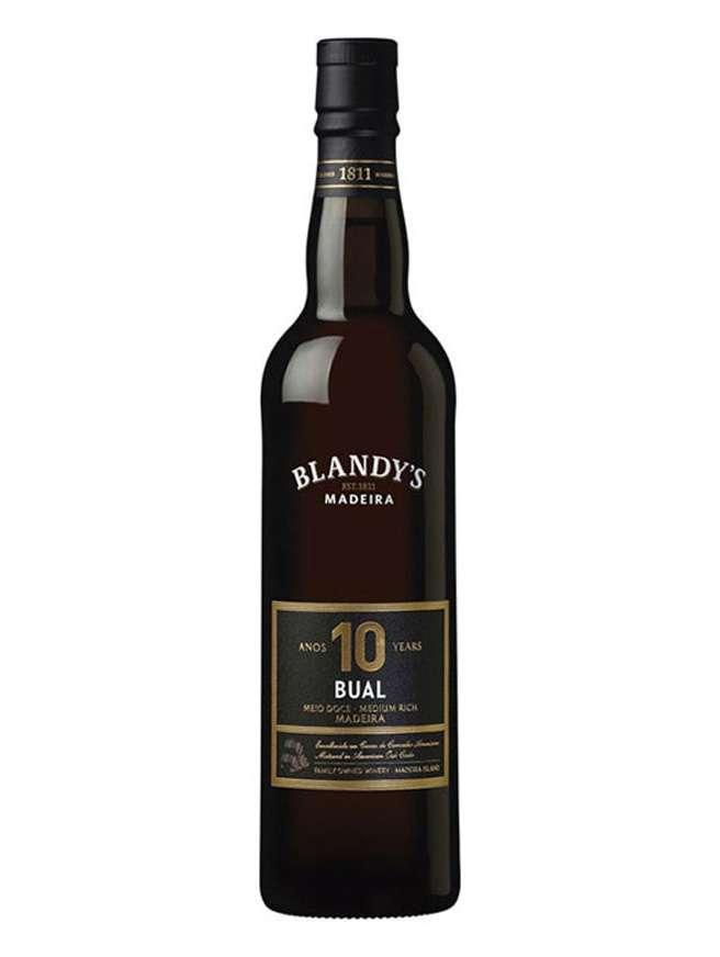 Blandys 10 Anos Bual Madeira