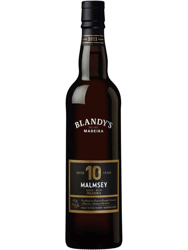 Blandys 10 Anos Sercial Madeira