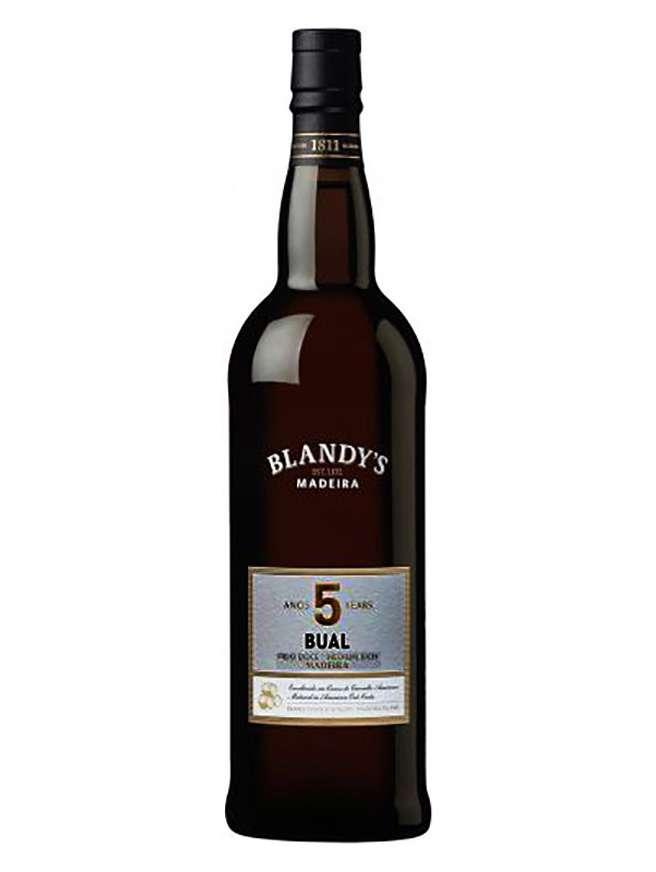 Blandys Bual 5 Anos