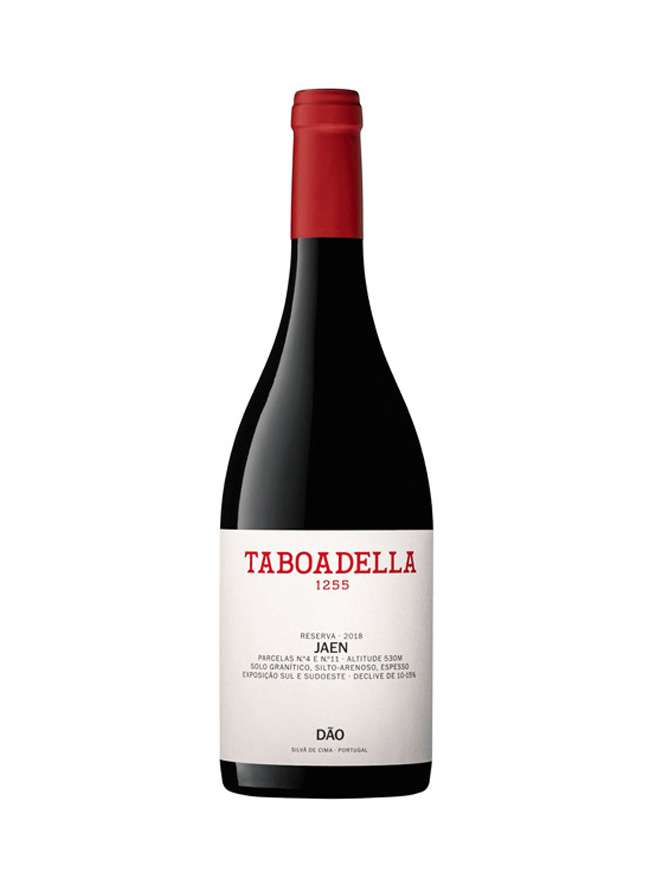Taboadella Jaen Reserva Tinto 2018