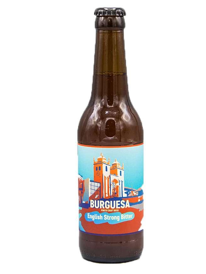 Burguesa English Strong Bitter Burguesa