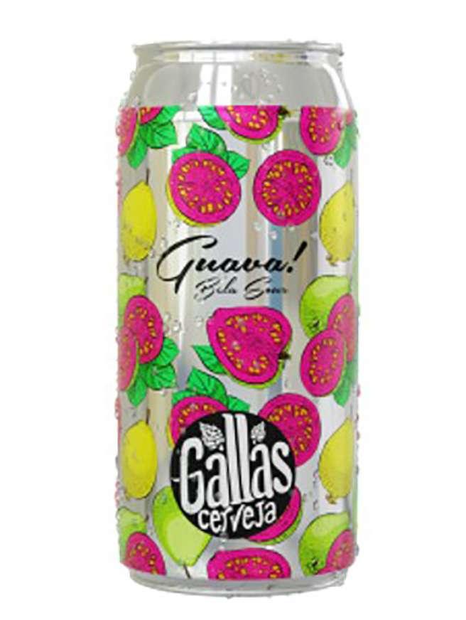 Gallas Bela Sour Guava