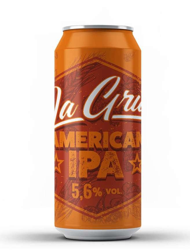 La Grúa American IPA