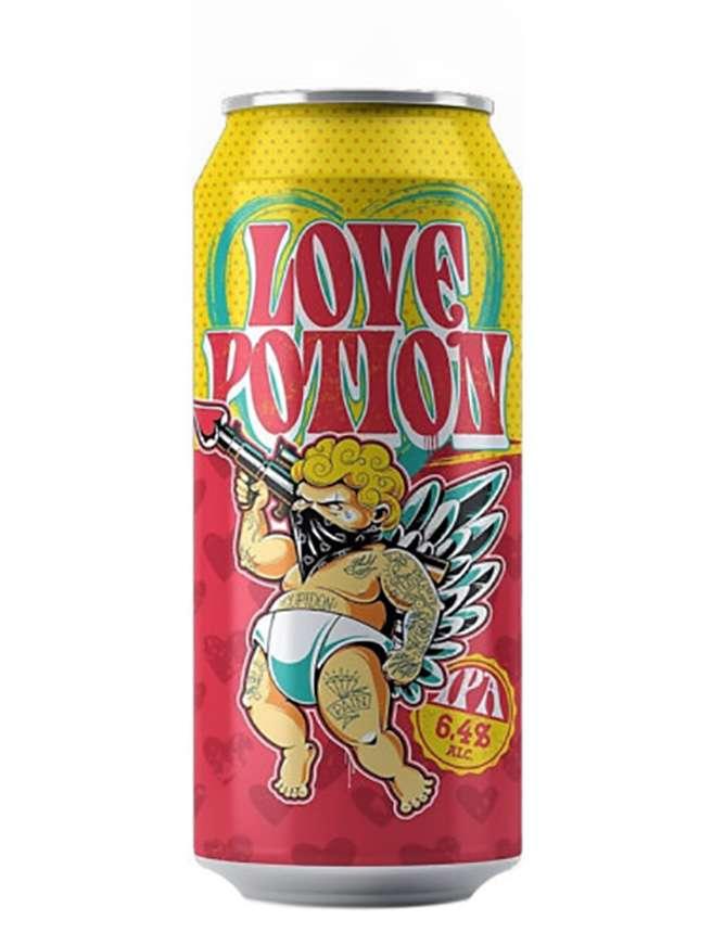 La Grúa Love Potion
