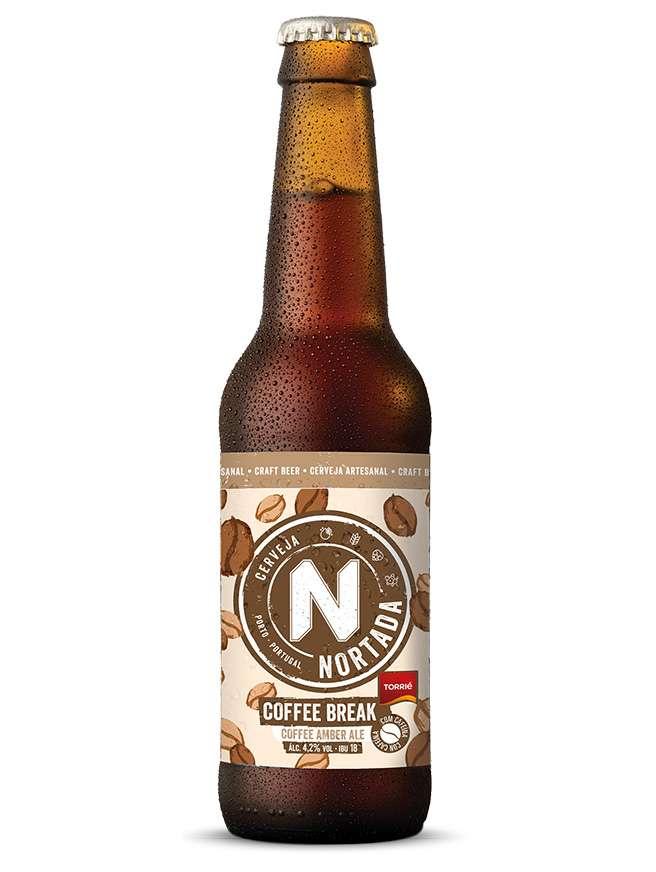 Nortada Coffee Break Amber Ale