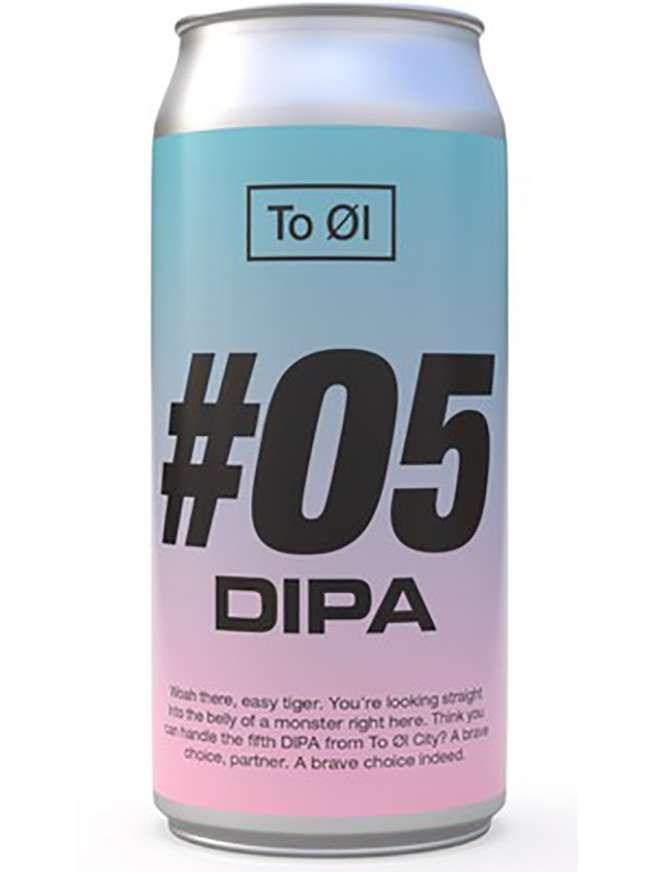 To Øl #05 DIPA