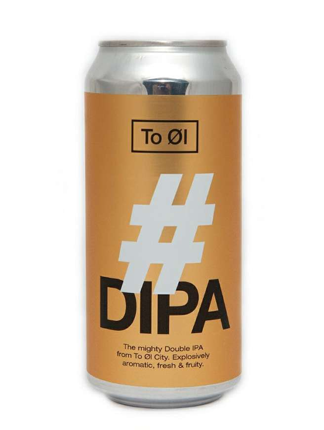 To Øl #DIPA
