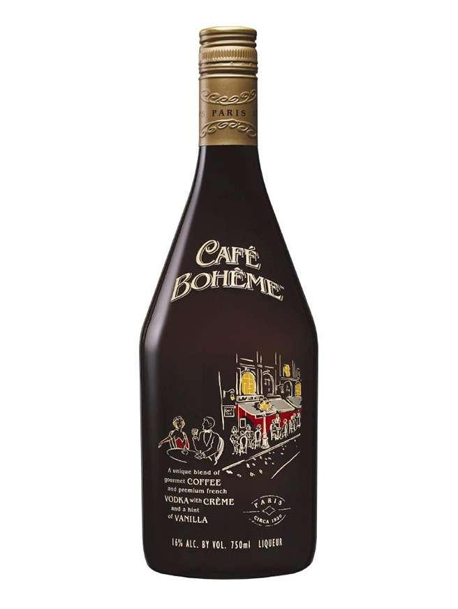 Café Boheme Coffee Creme Liqueur