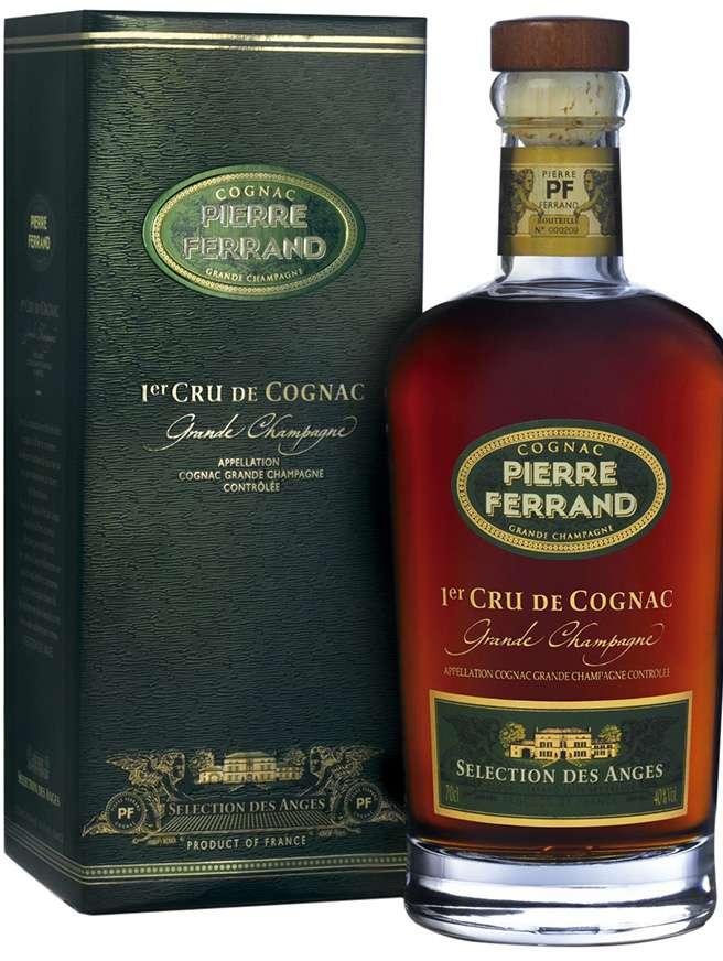 Cognac Pierre Fernand Selection Des Anges